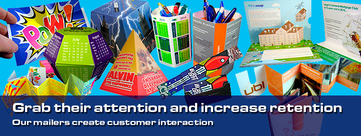 Fun and Interactive Marketing Ideas Work - They Grab Attention and Increase Response