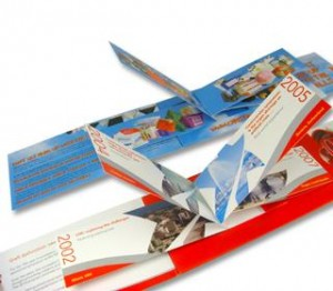 Flicker Cards - Tactile Direct Mail