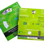 What Goes Where? Clear View and Easy to Use Recycling Discs