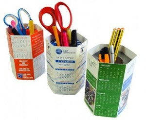 Power Pen Pals - Powerful Desk-top Pen Pots Display your Logo 24/7