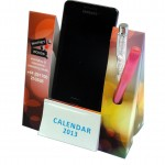 Connect with Customers and Prospects with Powerful Desk-top Printed Promotional Phone Holder