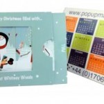 Moving Picture Cards - Desk Calendars