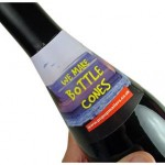 Bottle Cones - Drinks Marketing and Bottle Promotions Display Advertising Ideas