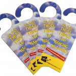 Door Hangers - Fun Marketing Products for Events