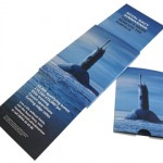 Pull Out Cards - Unusual Direct Marketing Promotional Idea