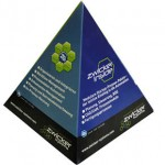 Elasticated Mailer - Pop up Pyramid