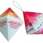 Pop up Diamond - One of the Pop up Gems range for Attention-Grabbing Marketing