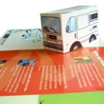 3D Pop up Card - Pop up Cube Card for Marketing Campaigns