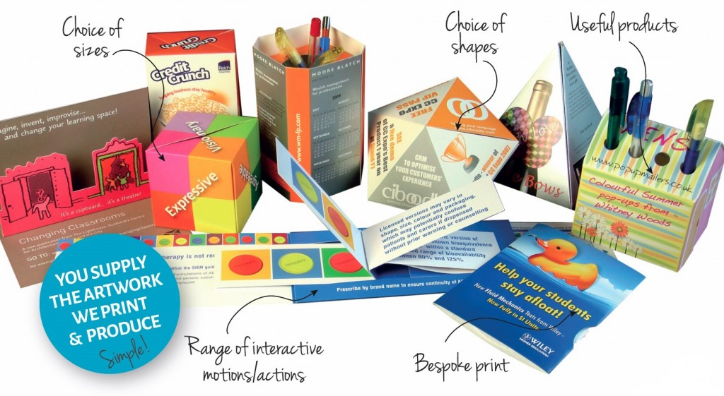 Versatile promotional products