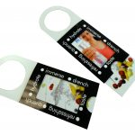 Bottle Collars Deliver Promotional Marketing Messages