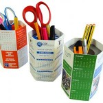 Effective Promotional Desk Tidies with Extra Surprise for Direct Mail Campaigns