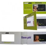 If a Picture Paints a Thousand Words.....A Moving Picture Card Makes Marketing Sense