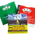 Looking to Produce a Parking Disc? Or a Recycling Wheel? – An all-round Service Here