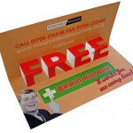 Pick a Card - Any Card - 3D Pop up Cards for Marketing Communication