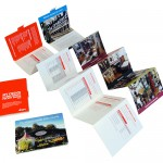 Charity Marketing Ideas – Mini Brochures and Money Boxes